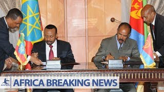 Ethiopia and Eritrea Make Peace After 20 Year of War