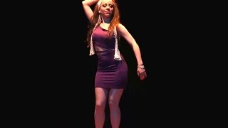 مش صافيناز .رقص شرقي مصري .Hot Belly Dance - Baladi