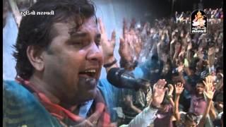 Kirtidan Gadhvi LIVE 2016 | Rajkot Live | Bhavya Santvani Dayro | Part 2 | Nonstop | Gujarati Dayro