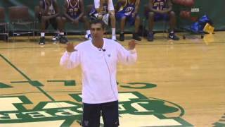 Get Players Shooting Reps with a Drill from Jay Wright! - Basketball 2016 #28