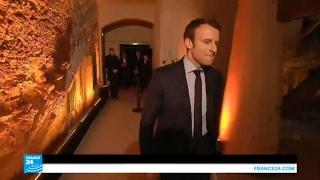 ما هو البرنامج الاقتصادي لمرشح الرئاسة الفرنسية ماكرون