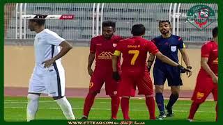 أهداف مباراة هجر و النجوم 1-1 - دوري الأمير فيصل بن فهد للدرجة الأولى 2017/2018