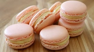 How To Make French Macarons - UPDATED VERSION | sweetco0kiepie