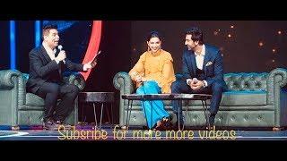 Karan johar fun chat with ranbir kapoor and deepika padukone HD quality #ranbirkapoor