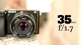 The Fast & the Cheap 35mm for Sony E