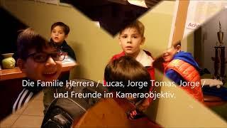 136 ROSENHOF darek CUP. Players different * Family Herrera, Lucas, Jorge Tomas.