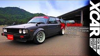 motorFIX, custom V8 Toyota Corolla - XCAR