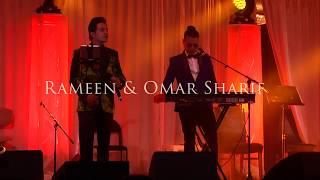 Rameen and Omar Sharif - SHEKWA - Live Performance Sweden Malmo