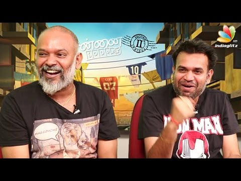 Chennai 28 - 2 is the only proper sequel in Tamil : Venkat Prabhu, Premji Interview | Audio Launch
