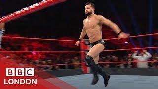 Inside WWE's new London training centre - BBC London
