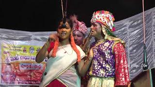 Andhra village girls Stage Dance