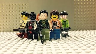LEGO ZOMBIE APOCALYPSE - Season 2 Episode 1