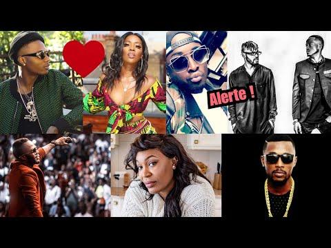 Xxx Mp4 Wizkid Et Tiwa Savage En Couple Journal De PRIINCE TV 3gp Sex