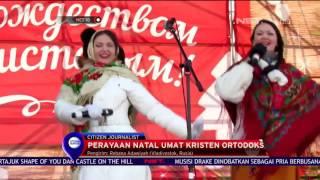 Perayaan Natal Umat Kristen Ortodoks - NET 10