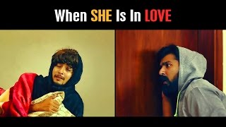 When She Is In LOVE By Karachi Vynz Official