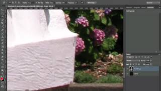 Photoshop: How to use the brush tools in photoshop