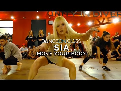 Download Sia - Move Your Body | Nika Kljun Choreography | DanceOn Class On Musiku.PW