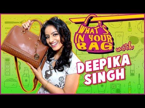 Xxx Mp4 Deepika Singh Handbag Secret Revealed What S In Your Bag Diya Aur Baati Hum 3gp Sex