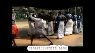 KERALA drunken dance - WITH DRUMS  REALY FUNNY