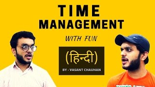 Time Management for Success | Video in Hindi | Vasant Chauhan