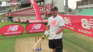 Finch Batting Masterclass Part 1