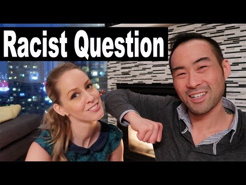 Question Quednesdays! Racist Question for AMWF couple