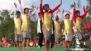 Performance dance tops SHAD SUKRA PAMRAKMAI  jaintia pnar meghalaya cultural festival celebratin