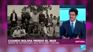 Del cómo y cuándo Bolivia perdió su mar