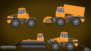 Transformer | Clean UP Truck | Refining Truck | Video For Kids
