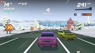 Horizon Chase Turbo 2018 / Sports Car Racing Games / PC Gameplay FHD #16