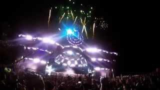 Tiësto - Live @ Ultra Music Festival 2015 (GoPro)
