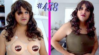 24 HORAS SIENDO MUJER *venganza contra mi esposo* / #AmorEterno 438