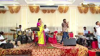 Velava Vadi Velava | Super Singers Musical Show | Malathy Lakshman