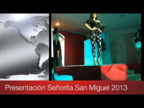 Xxx Mp4 Presentación De Candidatas A Señorita San Miguel 2013 3gp Sex