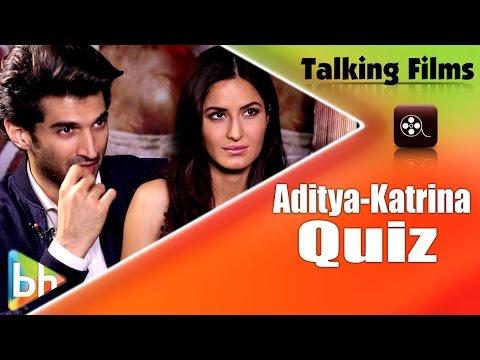Xxx Mp4 Talking Films Quiz With Fitoor Stars Aditya Roy Kapur Katrina Kaif BH Special 3gp Sex