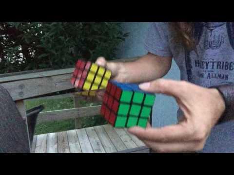 Mirror Cube Trick