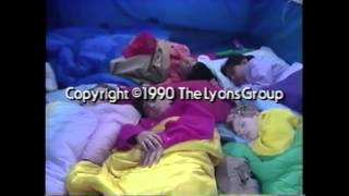 Opening/Closing to Barney & The Backyard Gang: Barney's Campfire Sing Along 1990 VHS