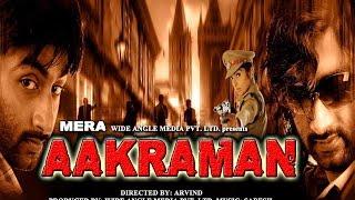 Mera Aakraman - Arvindh, Santhanam | Hindi Dubbed Full Movie | Action Movie