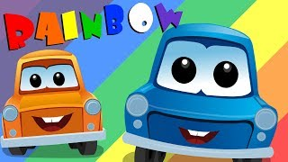 Zeek & Friends | Rainbow Colors | Kids TV Channel |  Nursery Rhymes For Children | Colors Song