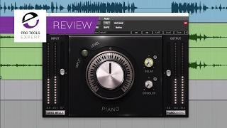 Review - Waves Greg Wells PianoCentric Plug-in By Waves