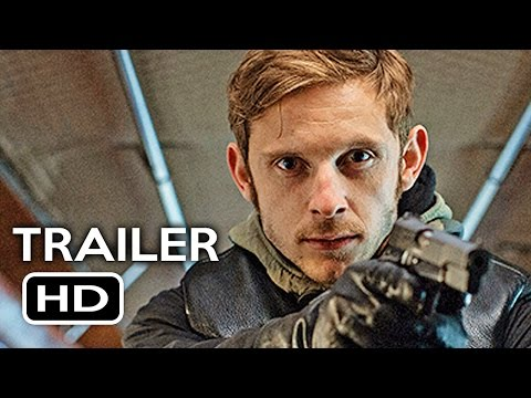 6 Days Official Trailer 2 2017 Jamie Bell Abbie Cornish Action Movie HD