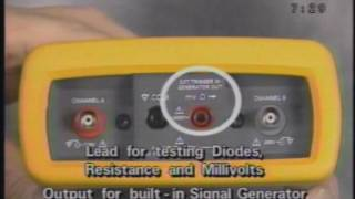 Fluke 97/Auto Scopemeter Training Program now Public Domain