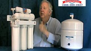 Choosing Which Reverse Osmosis System