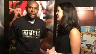 Floyd Mayweather MOCKS the #MeToo Movement