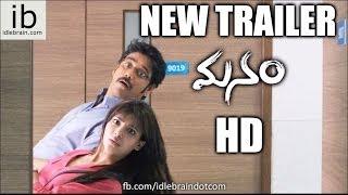 Manam New trailer - idlebrain.com