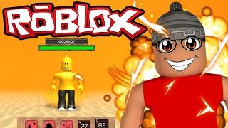 Roblox - O MAGO GODENOT ( Elemental Battlegrounds )
