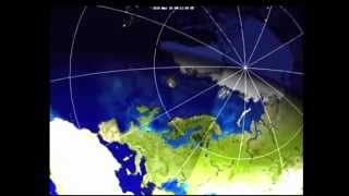 Total Solar Eclipse of March 20, 2015 Europe - Animation Video