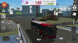 Public transport simulator: New bus/Caio Apache VIP 4