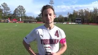 Fordham Men's Soccer Claims 2016 Atlantic 10 Championship