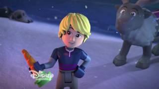 LEGO Disney Frozen Northern Lights - Clip 1
